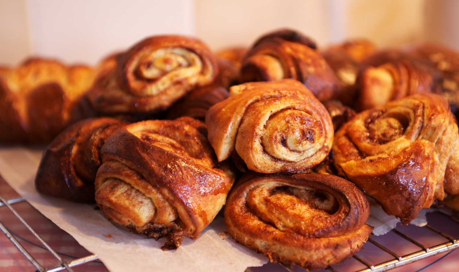 Finnish cinnamon buns - korvapuusti recipe