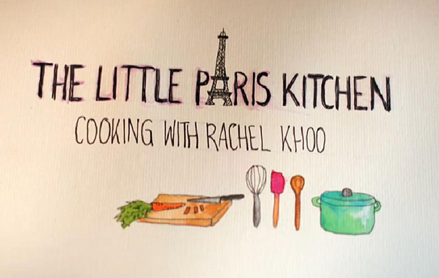Autumn book contest – The Little Paris Kitchen